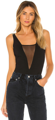 superdown Angie Mesh Bodysuit