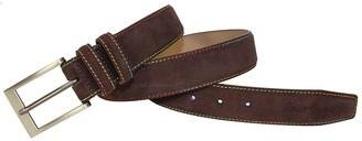 Robert Graham Belden Suede Leather Belt