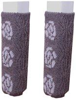 Kylin Express Set Of 24 Knitting Chair/Table Leg Pad Furniture Sock Floor Protector