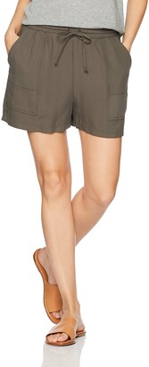 BCBGeneration Women's Pull On Utility Short