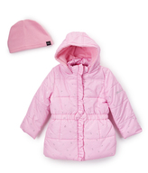 Hawke & Co Rose Sachet Puffer Jacket - Girls