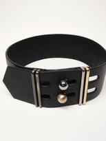 High Waist Belt - Black