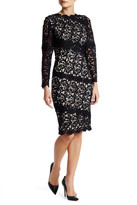Blvd Lace Sheath Dress