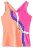 Circo Girls' Gymnastics Color-Block Tank Top