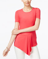 ECI Asymmetrical-Hem Top