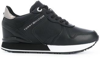 Tommy Hilfiger Dressy wedge low-top sneakers