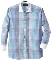 Stacy Adams Men's Big Capri Dress Shirt
