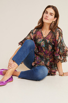 Mes Demoiselles Felicity Shimmer Tunic By in Assorted Size XS
