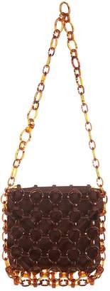 Carrie Forbes Brown Linen Handbags