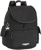 Kipling City Pack patterned backpack