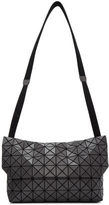 Bao Bao Issey Miyake Grey Prism Messenger Bag