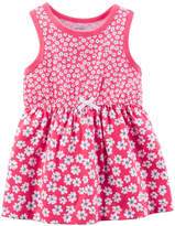 Carter's Sleeveless Fit & Flare Dress - Baby Girls