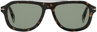 Db Eyewear By David Beckham Db Acetate Sunglasses W/Polarized Lenses