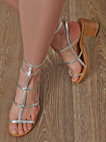 Isabel Marant Shiny strappy sandals