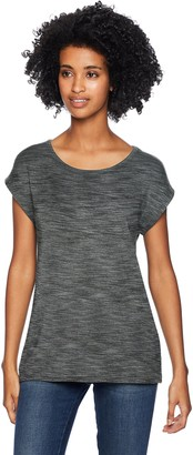 Daily Ritual Amazon Brand Women's Supersoft Terry Muscle Tee