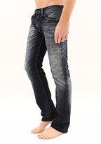 Diesel Men's Safado Regular 665K Slim Straight Leg Jean