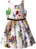 fiveloaves twofish Little Fashionista Dress (Toddler/Little Kids/Big Kids)