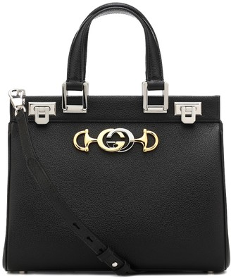 Gucci Zumi Small leather tote