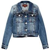 7 For All Mankind Denim Jacket (Big Girls)