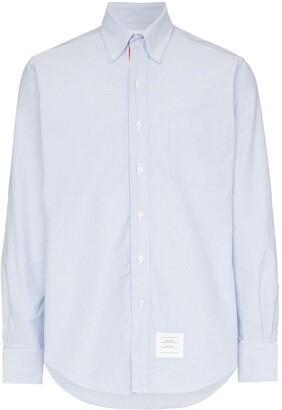 Thom Browne Long-Sleeve Shirt