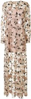 Macgraw Soiree sequin maxi dress