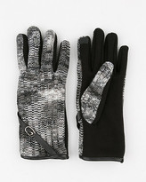 Le Château Tweed Tech Gloves