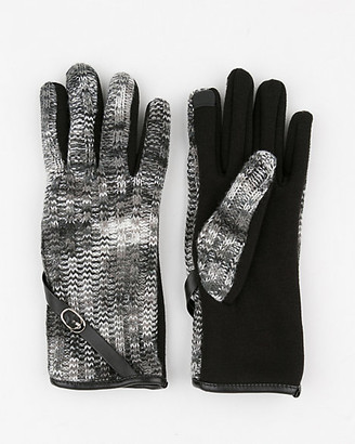 Le Château Tweed Touchscreen Gloves