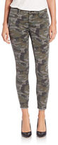Blank NYC Camo Cropped Jeans