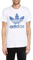 adidas Men's Essentials Trefoil Graphic T-Shirt