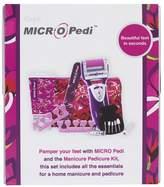 Emjoi MICRO Pedi Gift Set with Manicure/Pedicure Kit