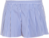Caroline Constas Pleated Shorts