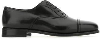 Salvatore Ferragamo Cap-Toe Lace-Up Oxford Shoes