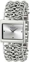 Versus By Versace Women's 3C65100000 Stainless Steel Watch with Chain-Link Bracelet