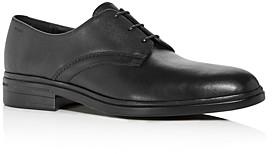 Bally Men's Nelix Leather Plain-Toe Oxfords