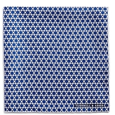 Turnbull & Asser Circle and Triangle Pocket Square