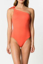Letarte One Shoulder One Piece
