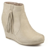 Journee Collection Ela Wedge Bootie