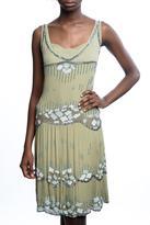 Diane von Furstenberg 1920s Inspired Dress