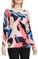 Vince Camuto Women's Modern Tropics Sweater