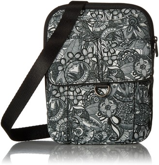 Sakroots Wynnie Small Flap Messenger-Nylon