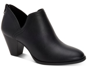 Style&Co. Style & Co Amandde Booties, Created for Macy's Women's Shoes