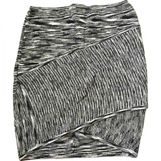 Surface to Air Grey Wool Skirts
