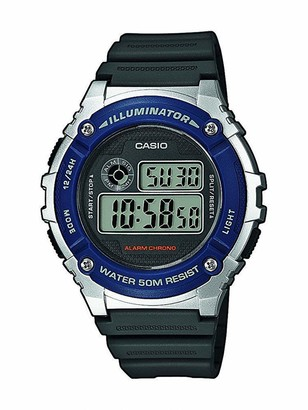 Casio Collection Unisex Adults Watch W-216H-2AVEF