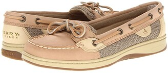 Sperry Angelfish (Linen/Oat) Women's Slip on Shoes