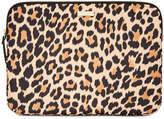 "Kate Spade 13"" Leopard-Print Laptop Sleeve"