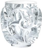 Lalique Clear Tourbillons Vase