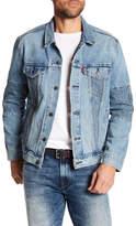 Levi's Altered Piece Good Trucker Denim Jacket