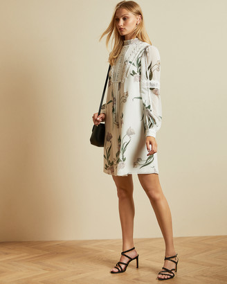 Ted Baker LEYORA Elderflower smock dress