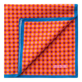 Thomas Pink Overcheck Handkerchief