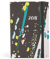 Marks and Spencer Small Abstract Pattern 2018 Diary